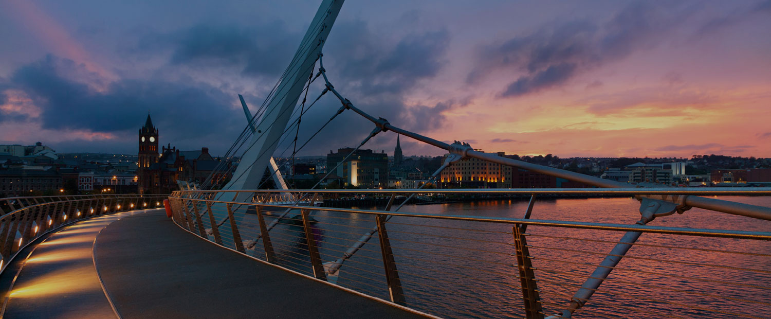Peace Bridge - Derry / Londonderry